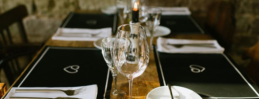 Reservierung im Herzenslust restaurant saarbrücken